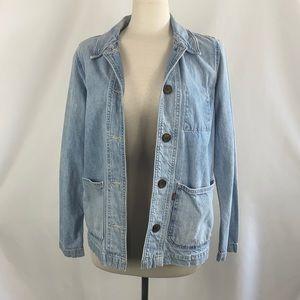 Levi's Long Line Denim Vintage Jacket